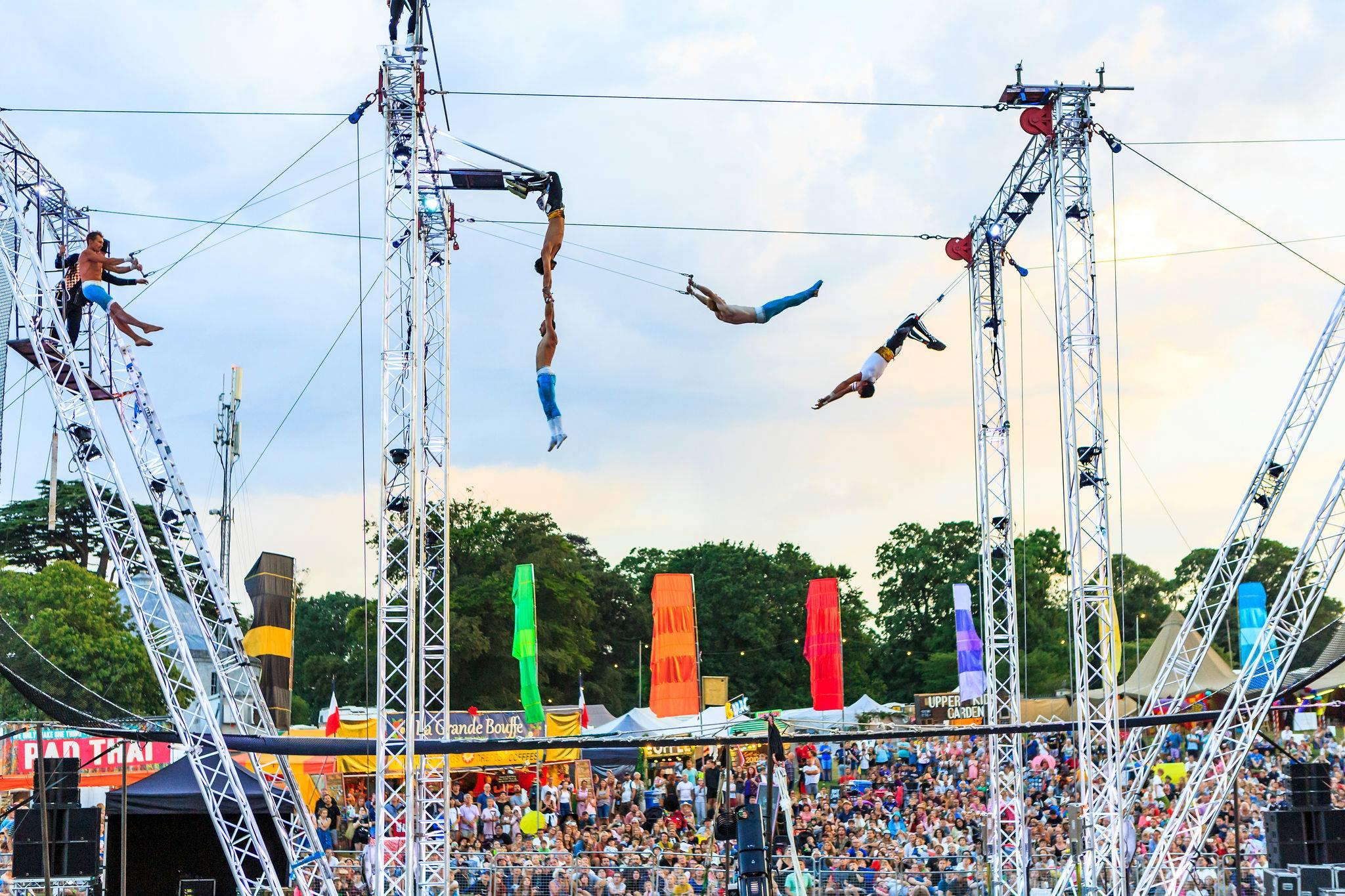 Circus Camp Bestival